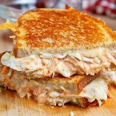 The Rachel Sandwich (aka Roast Turkey Reuben Sandwich)