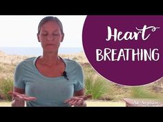 "Heart Breathing - A Simple Technique to Raise Your Vibration with ""Heart Breath"" - YouTube"