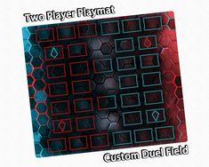 Yugioh TCG Playmat Yu-Gi-Oh Silent Magician CCG Mat Trading Card Game Mat Pad