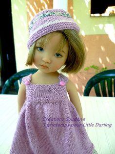LITTLE DARLING DIANNA EFFNER AND JOYCE MATTHEWS