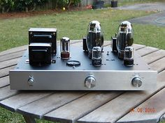 Eric-McChanson-039-s-timE-Amp-KT150-SE-UL-SET-Stereo-Valve-Tube-NEW