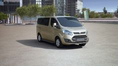 Design Ford Tourneo Custom
