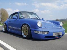 blue 964 porsche   それでもやっぱり欲しいなんて思ってしまうんで ...