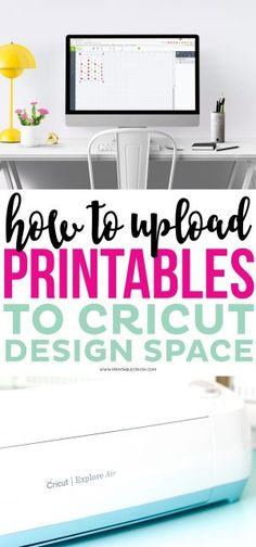 Learning new software can be intimidating without the right resources. Use this video tutorial to learn how to upload Printables to Cricut Design Space!