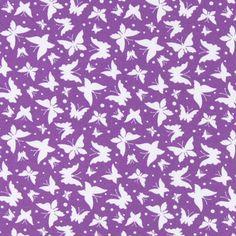 Tante Ema Butterflies 2 - Children's Fabrics - Fabrics