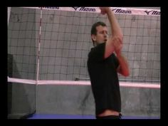 ▶ Volleyball Spiking Tips for Hitting a Volleyball Hard with Power - YouTube