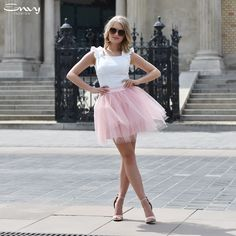 Envy Fashion Envy, Tulle, Chic, Outfit, Skirts, Fashion, Shabby Chic, Outfits, Moda