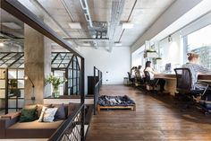These interior designers have completed their own office, so let's have a look at what they did | Archiemons