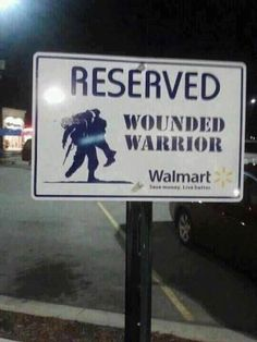 Walmart may not be my favorite spot to shop, but this takes them up a notch in my respect.