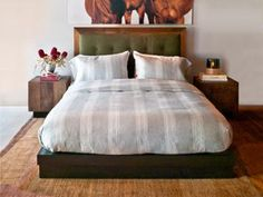 Big Sur Bed by Environment Furniture