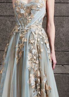 Beautiful Dress, Tony Ward 2014-2015 Fall-Winter Couture