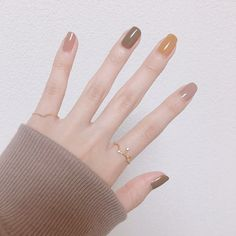 Sweet Trendy Nail Art Designs For Long Nails For Girls - Page 5 of 57 - Motipe Trendy Nail Art, Cute Nail Art, Stylish Nails, Cute Nails, Korean Nail Art, Korean Nails, Minimalist Nails, Nail Swag, Nail Manicure