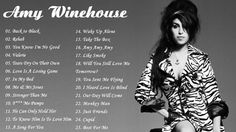 Best of Amy Winehouse - Amy Winehouse greatest hits (HD/Mp3)