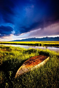 I was very happy to come across this old boat while shooting in the Wet Mountain Valley near Westcliffe Colorado a few weeks ago.  It's a beautiful place on any day, but after an evening shower when the sun breaks though....its absolutely gorgeous!!  For workshop info, or to view my portfolio in a much better space please visit my website found on my profile page.