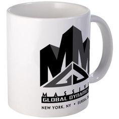 Massive Global Dynamics Mugs on CafePress.com