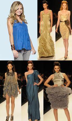 Wedding Fashion: Project Runway Dress Designers!