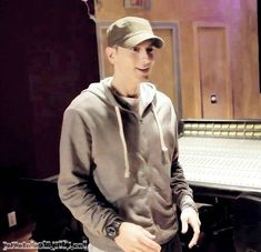 Eminem and his smile, uhg. That smile <3