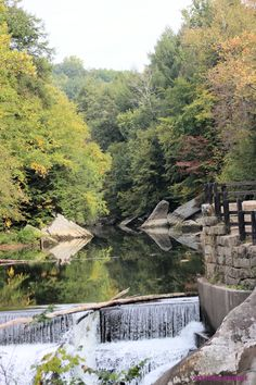 """A Fall Day at the Mill"" Photo Credit: Jennifer Krieble Portersville, PA"