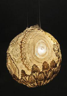 lamp by Lisa Massei