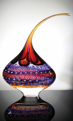 Stephen Rolfe Powell - Glass Art