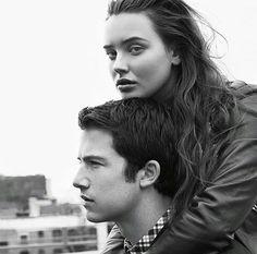 Dylan Minnette // Katherine Langford