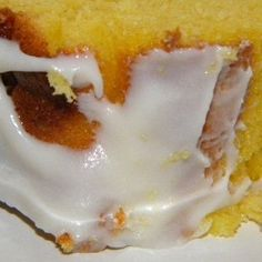 Lemon Pound Cake Recipe: Lemon pound cakes aren't just for lemon lovers! Give this recipe a try and share your recipe version with us.