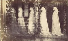 processions of ghosts
