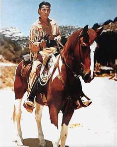 Tonto's horse Scout.  Another great horse.