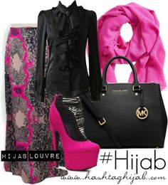 Hashtag Hijab Outfit #370 minus the shoes