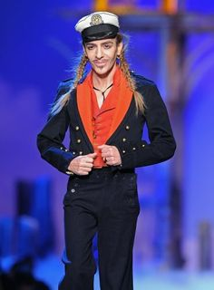 Jonh Galliano Disgraced former Christian Dior designer John Galliano has issued an apology - not for his shocking anti-Semitic statements caught on camera in Paris - but for 'upsetting people.' Amid the fallout from shocking accusations of anti-Semitic slurs and assault and his dismissal from the House of Dior, the 50-year-old has reportedly taken advice from his close friends and is seeking treatment for alcohol addiction, according to fashion insider Suzy Menkes.