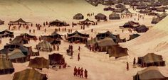Desert Town / Nomads Aesthetic