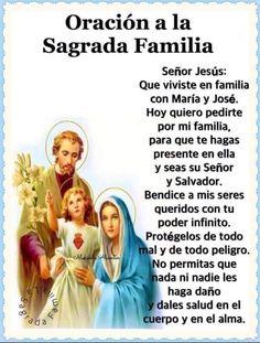 Spiritual Prayers, Prayers For Healing, Good Morning Prayer, Morning Prayers, Catholic Prayers In Spanish, Fatima Prayer, Holy Spirit Prayer, Archangel Prayers, Mom Prayers