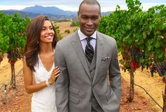 Say 'I Do' in a stunning suit. Find the perfect designer style, priced to fit your budget.