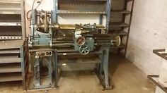 Seneca Falls Star Lathe For Sale