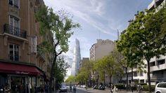 La tour Triangle, édifice de très grande hauteur dont l'implantation était prévue au cœur du Parc des expositions de la porte de Versailles (Paris 15e), risque de ne jamais voir le jour. Déjà favorable à ce projet lorsqu'elle était première adjointe chargée de l'urbanisme sous la mandature de Bertrand Delanoë, l'actuelle maire (PS) de la capitale, Anne Hidalgo, reconnaît que l'existence du bâtiment des architectes suisses Herzog et De Meuron est sérieusement menacée.