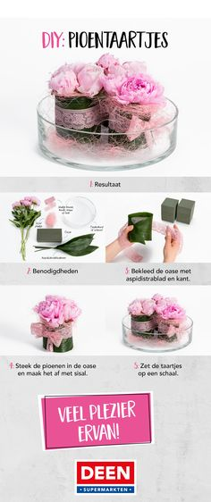 Bloemen inspiratie van DEEN Supermarkten, de enige echte bloemensupermarkt!