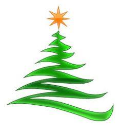 christmas stars | Modern Christmas Tree with Gold Star