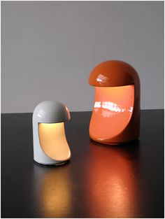Marcello Cuneo Longobarda 1966 Ceramic lamp