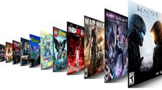 """""""Xbox Game Pass games list: Every Xbox One, 360 and Xbox Live game currently available """" Lego Batman 2, Free Xbox One Games, Xbox 360 Games, 100 Games, Devil May Cry 4, Epic Mickey, Halo 5, Saints Row, Microsoft"""