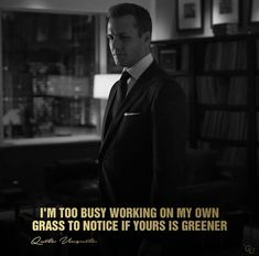 Suits Quotes Harvey, Harvey Specter Quotes, Suits Harvey, Real Life Quotes, Truth Quotes, Movie Quotes, Funny Quotes, Qoutes, Focus Quotes