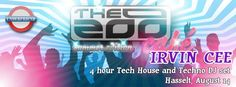 """Here's the unofficial pre party for a not-to-be-mentioned-festival. Irvin Cee will take care of some serious mayhem in """"The Zoo"""" on wednesday august 14 (thursday = holiday). A 4 hour DJ set of the best Tech House (Part I) and darkest Techno (Part II) will be performed for those high demanding music lovers of Hasselt! Check in to the event. https://www.facebook.com/events/641038155915293/"""