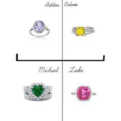 5sos preference- Ring he buys you