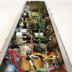 6L6 Based 5E3 Build #emprizeamps #valveamps #tubeamps #amplifiers #guitar #guitarist #guitaramplifiersofinstagram #ampbuilding #fenderamps #fender #5e3deluxe #fenderdeluxe #fenderguitars #fendertweed #boutiqueamp #boutiqueamps #handmadeuk