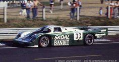 RSC Photo Gallery - Le Mans 24 Hours 1984 - Porsche 956 no.33 - Racing Sports Cars