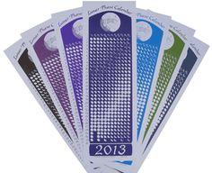 2013 Original Lunar Phase Calendar