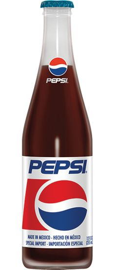 Pepsi Made In Mexico
