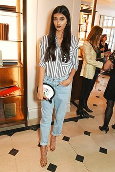 LONDON, ENGLAND - JUNE 21: Neelam Gill attends the launch of Wendy Rowe's new book 'Eat Beautiful' hosted by Sienna Miller at Burberry's all day cafe Thomas's on June 21, 2016 in London, England. (Photo by David M. Benett/Dave Benett/Getty Images for Caren )