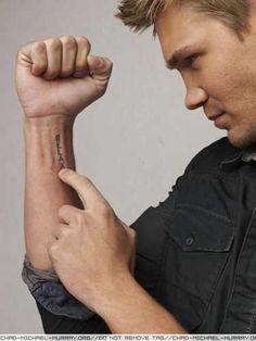 Chad micheal Murray #tattoo #Startattoo