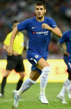 Morata is BLUE