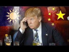 Trump Stands up to Communist China's Threats, Talks To Taiwan - YouTube